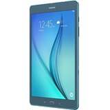 "Samsung Galaxy Tab A SM-T550 16 GB Tablet - 9.7"" - Wireless LAN - Qualcomm Snapdragon 410 APQ8016 Quad-core (4 Core) 1.20 GHz - Smoky Titanium - 1.50 GB RAM - Android 5.0 Lollipop - Slate - 1024 x 768 4:3 Display - Bluetooth - Qualcomm Graphics - GPS"