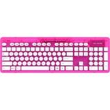 Rock Candy Pink Palooza Wireless Keyboard