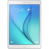 "Samsung Galaxy Tab A SM-T550 16 GB Tablet - 9.7"" - Plane to Line (PLS) Switching - Wireless LAN - Qualcomm Snapdragon 410 APQ8016 Quad-core (4 Core) 1.20 GHz - White - 1.50 GB RAM - Android 5.0 Lollipop - Slate - 1024 x 768 4:3 Display - Bluetooth -"