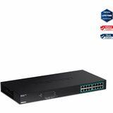 TRENDnet 16-Port Gigabit PoE+ Switch