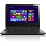 "Lenovo ThinkPad Helix 20CG0021US Ultrabook/Tablet - 11.6"" - In-plane Switching (IPS) Technology, VibrantView - Wireless LAN - Intel Core M 5Y71 Dual-core (2 Core) 1.20 GHz - Graphite Black - 4 GB LPDDR3 RAM - 128 GB SSD - Windows 8.1 Pro 64-bit - Con"