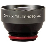 Optrix Telephoto 4x Lens for iPhone 5/5s