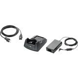 Zebra CRD5500-100UES Single Slot Charging and Communication Cradle