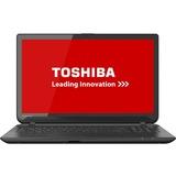 "Toshiba Satellite C55Dt-B5153 15.6"" LED (TruBrite) Notebook - AMD A-Series A8-6410 Quad-core (4 Core) 2 GHz - Textured Resin in Jet Black - 6 GB DDR3L SDRAM RAM - 750 GB HDD - DVD-Writer - AMD Radeon R5 Graphics - Windows 8.1 64-bit - 1366 x 768 16:9"