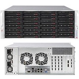 Supermicro SuperServer 6048R-E1CR24H (Black)