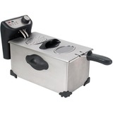 Chard Deep Fryer - 3.17 quart Oil - Stainless Steel