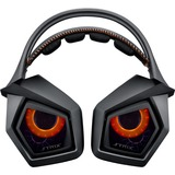 Strix Headset - USB - Wired - 32 Ohm - 20 Hz - 20 kHz - Over-the-head - Binaural - Circumaural - 9.8 ft Cable - Noise (STRIX7.1)