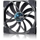 Fractal Design Venturi HF-14 Cooling Fan - 1 x 140 mm - 1200 rpm - 1 x 118.2 CFM - 26.5 dB(A) Noise - Fluid Dynamic B (FD-FAN-VENT-HF14-BK)