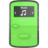 SanDisk Clip JAM SDMX26-008G-G46G 8GB Flash MP3 Player