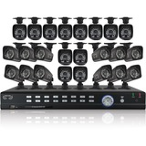 Night Owl 32 Channel Video Security System with 24 x 700 TVL Bullet Cameras