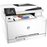 HP LaserJet Pro M277dw Laser Multifunction Printer - Color - Plain Paper Print - Desktop