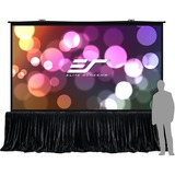 Elite Screens QuickStand 5-Second Series, Large Venue Portable Projector Screen