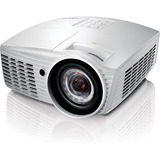 Optoma EH415ST 3D Ready DLP Projector - 1080p - HDTV - 16:9 - Front, Rear, Ceiling - 280 W - 3000 Hour Normal Mode - (EH415ST)