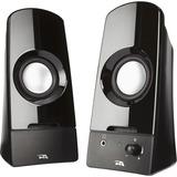 Cyber Acoustics 2.0 Powered Speaker System