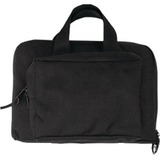Bulldog Range BD915 Carrying Case for Accessories - Black - Water Resistant - Nylon - Shoulder Strap