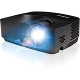 InFocus IN119HDx 3D Ready DLP Projector - 1080p - HDTV - 16:9 - Front, Ceiling - 203 W - 4500 Hour Normal Mode - 6000 (IN119HDX)