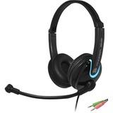 Andrea EDU-255 On-Ear Stereo Pc Headset
