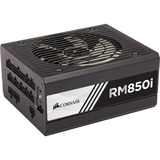 Corsair RMi Series RM850i - 850 Watt 80 PLUS Gold Certified Fully Modular PSU