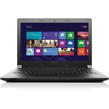 "Lenovo B40-80 80LS0018US 14"" Notebook - Intel Core i3 i3-4005U Dual-core (2 Core) 1.70 GHz - Black - 4 GB DDR3L SDRAM RAM - 500 GB HDD - Intel HD Graphics 4400 DDR3L SDRAM - Windows 8.1 - 1366 x 768 16:9 Display - Bluetooth - Gigabit Ethernet - Webca"