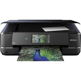 Epson Expression Photo XP-960 Inkjet Multifunction Printer - Color - Photo Print - Desktop - Copier/Printer/Scanner - (C11CE82201)