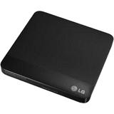 LG WP50NB40 Blu-ray Writer - Black - BD-R/RE Support - 24x CD Read/24x CD Write/16x CD Rewrite - 6x BD Read/6x BD Wri (WP50NB40)