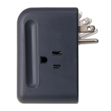 Belkin TravelSurge 2 Outlets Surge Suppressor | SDC-Photo