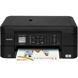 Brother MFC-J485DW Inkjet Multifunction Printer - Color - Plain Paper Print - Desktop - Copier/Fax/Printer/Scanner - (MFCJ485DW)