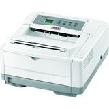 Oki B4600 LED Printer - Monochrome - 600 x 2400 dpi Print - Plain Paper Print - Desktop - 27 ppm Mono Print - A4, A5, (62446501)