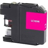 Clover Technologies Super High Yield Magenta Ink Cartridge for Brother LC105