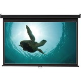 "Quartet® Wide Format Projection Screen, 16:9 Aspect Ratio, 45"" x 80"", Wall Mount"