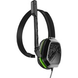PDP LVL 1 Chat Headset for Xbox One - Mono - Black - Mini-phone - Wired - Over-the-head - Monaural - Circumaural - No (048-040)