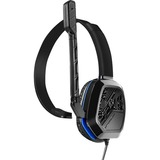 Afterglow LVL 1 Chat Headset for PS4 - Mono - Black - Mini-phone - Wired - Over-the-head - Monaural - Circumaural - N (051-031)