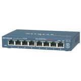 Netgear ProSafe FS108 8 Port Fast Ethernet Switch - 8 x 10/100Base-TX (FS108PNA)