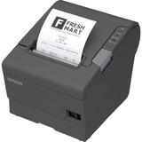 Epson TM-T88V Direct Thermal Printer - Monochrome - Desktop - Receipt Print - 11.81 in/s Mono - 4 KB - USB - Receipt (C31CA85A6641)