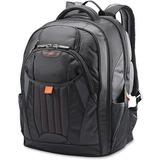 "Samsonite Tectonic 2 Carrying Case (Backpack) 17"" Notebook - Black, Orange"