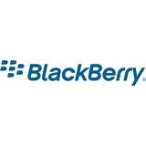 BlackBerry Leather Flip Case for BlackBerry Passport Silver Edition, Black