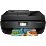 HP Officejet 4650 Inkjet Multifunction Printer - Color - Plain Paper Print - Desktop - Copier/Fax/Printer/Scanner - 2 (F1J03A#B1H)