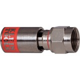 Klein Tools Universal F Compression Connector for RG59-VDV812-618