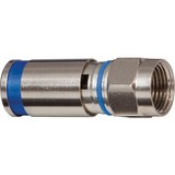 Klein Tools F Compression Connector for RG6 - 10 Pack-VDV812-623