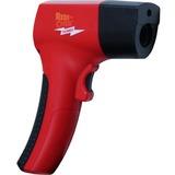 Maverick Model Lt-03 Laser Infrared Surface Thermometer - 500 ms - Celsius, Fahrenheit Reading - Backlit Digital Display, Infrared - For Kitchen, Home - Red, Black