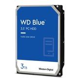 WD Blue 3 TB 3.5-inch SATA 6 Gb/s 5400 RPM PC Hard Drive - 5400rpm - 64 MB Buffer - Blue (WD30EZRZ)