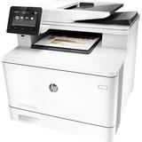 HP LaserJet Pro M477fdw Laser Multifunction Printer - Plain Paper Print (CF379A#BGJ)
