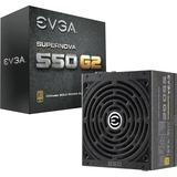EVGA SuperNOVA 550 G2 Power Supply
