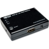 Tripp Lite 3 Port HDMI Mini Switch for Video and Audio 4K x 2K UHD 24/30 Hz