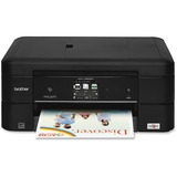 Brother Work Smart MFC-J885DW Inkjet Multifunction Printer - Color - Desktop - Copier/Fax/Printer/Scanner - 6000 x 12 (MFCJ885DW)
