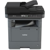 Brother MFC-L5700DW Laser Multifunction Printer - Monochrome - Duplex - Copier/Fax/Printer/Scanner - 42 ppm Mono Prin (MFCL5700DW)