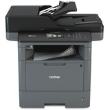 Brother MFC-L5900DW Laser Multifunction Printer - Monochrome - Duplex - Copier/Fax/Printer/Scanner - 42 ppm Mono Prin (MFCL5900DW)