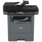 Brother MFC-L6700DW Laser Multifunction Printer - Monochrome - Duplex - Copier/Fax/Printer/Scanner - 48 ppm Mono Prin (MFCL6700DW)