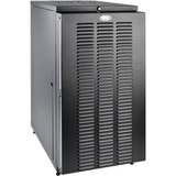 Tripp Lite 24U Industrial Rack Floor Enclosure Server Cabinet Doors & Sides - 19IN 24U Wide x 32.50IN Deep - Black - (SR24UBFFD)