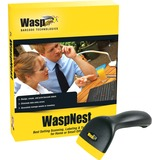 Wasp WaspNest with WCS3900 Barcode Scanner